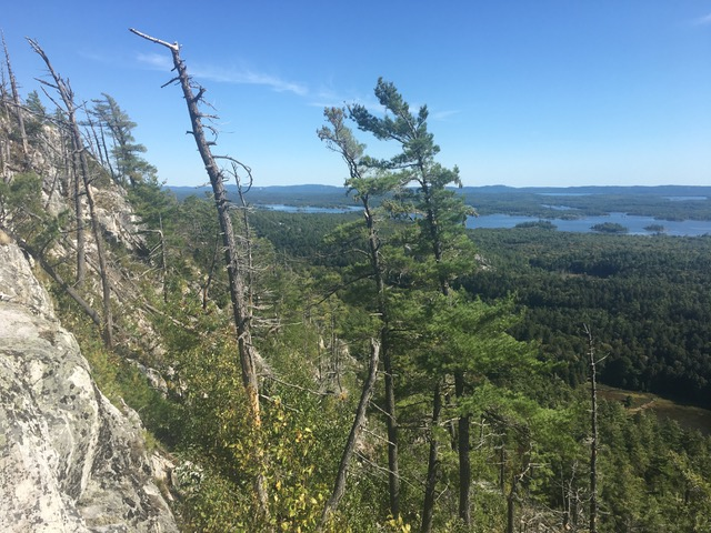 La Cloche Mountains now